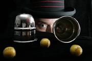 Magicien professionnel