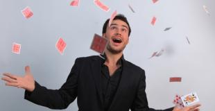 Clément, le magicien : pour des animations close up