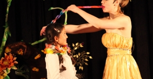 Magicienne pour enfants et son spectacle féérique
