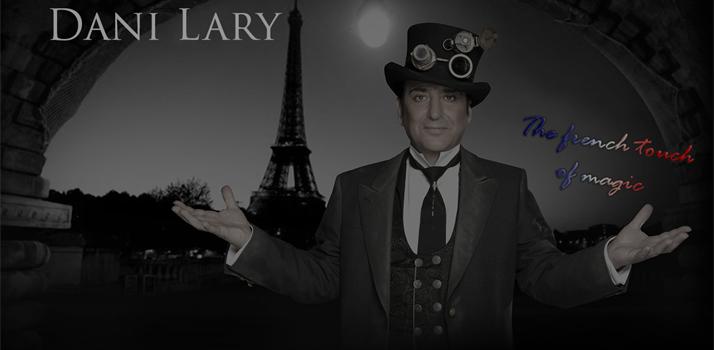 Dani Lary - Grand magicien français
